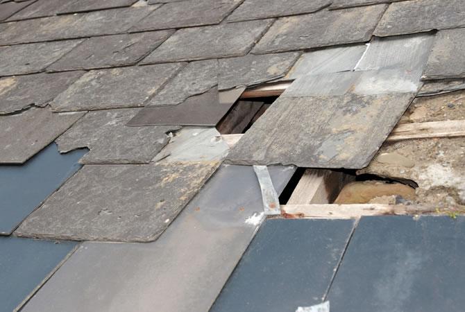 Leien dak renoveren herstellen prijs per m² soorten