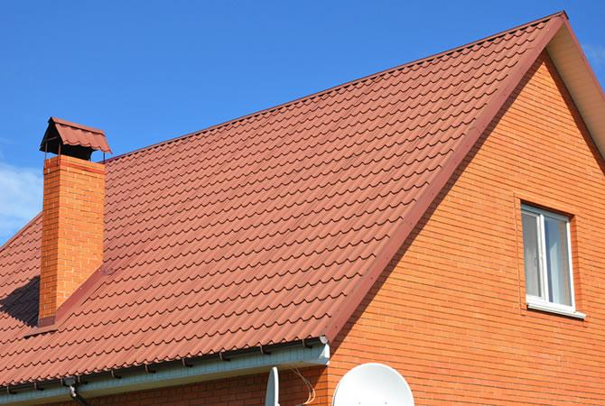 Nieuw hellend dak plaatsen prijs per m² soorten